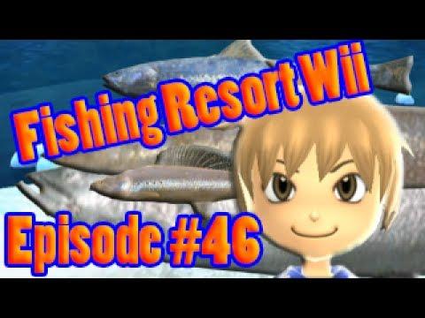 Fishing Resort Wii Episode 46 Just Why King Salmon