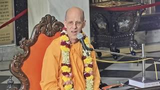 Srimad bhagavatam class by Jai advaita swami   24th Oct 2018 ISKCON Juhu Mumbai