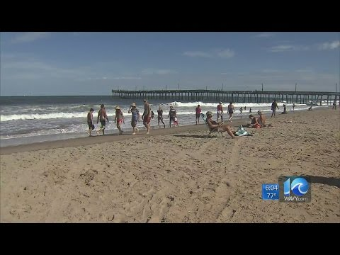 Tropical storm warning issued for parts of North Carolina coast
