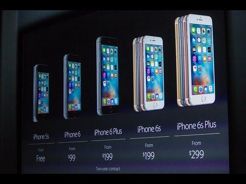 Apple Keynote Event 9 September 2015 HD