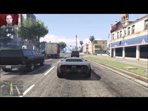 """Repo a dead mans assets"" - GTA 5 (Story mode)"