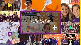 Celebrate the International Day of Happiness - 2017