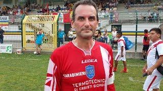 La squadra dei CARABINIERI perde 2 - 1 contro la POLIZIA…. Buona vi...