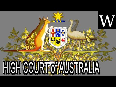 HIGH COURT of AUSTRALIA - WikiVidi Documentary