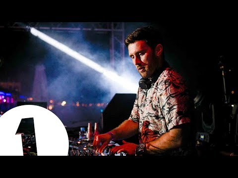 Danny Howard live at Café Mambo for Radio 1 in Ibiza 2017