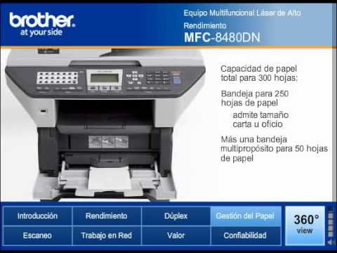 MFC8480DN BROTHER DRIVER WINDOWS
