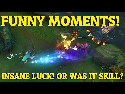 League of Legends Funny Moments, Epic Fails Compilation, Episode Five!