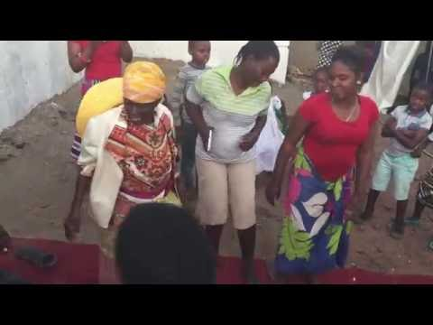 Venda  Granny Shows Off Her Dancing Skills -