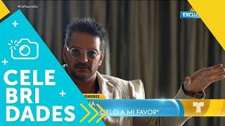 """Ricardo Arjona Nos Habla De Su Nuevo Tema, """"el Cielo A Mi Favor""""  Un Nuevo Día  Telemundo"""