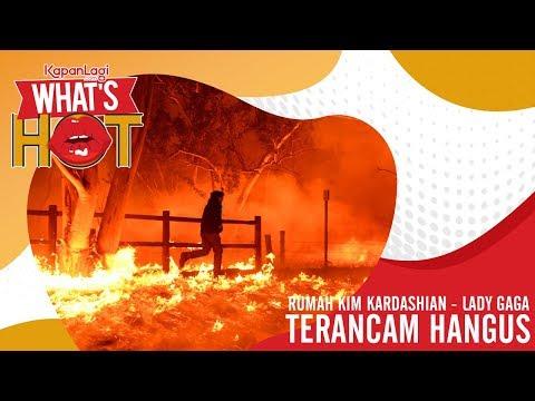 Kebakaran di California Mengancam Hanguskan Rumah Kim Kardashian - Lady Gaga Mp3