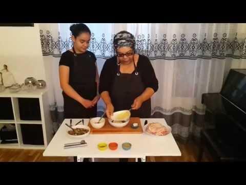 recette-de-cuisses-de-poulets-désossées-farcies-aux-champignons