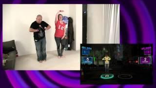 DANCE CENTRAL 3 Crew Throwdown 2 vs 2 Gameplay