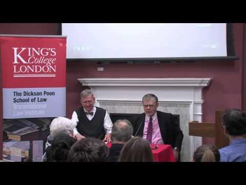 TLI Signature Lecture: Europe As A Spiritual Crisis