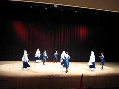 ABAZA - RİNNA : Abhazya Devlet Halk Dansları Çocuk Grubu [Beylikdüzü 22.04.2013]