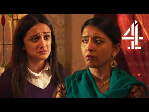 Calling Off Your Arranged Marriage & Accepting You're Gay | Ackley Bridge