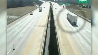Video Wind blows semi-truck over, caught on camera download MP3, 3GP, MP4, WEBM, AVI, FLV Agustus 2018