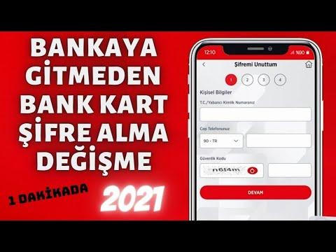Ziraat Bankası İnternet Bankacılığı Şifresi Nasıl Alınır / Bankaya Gitmeden Mobil Şifre Alma!