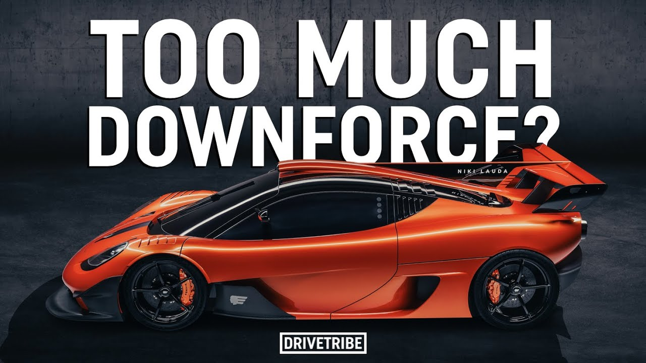 This new supercar originally created TOO MUCH downforce – Gordon Murray's T.50S