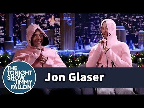 Jimmy Has a Super Relaxed Interview with Jon Glaser