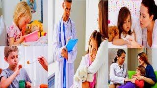 видео Аппендицит у детей: симптомы, диагностика, лечение / Mama66.ru