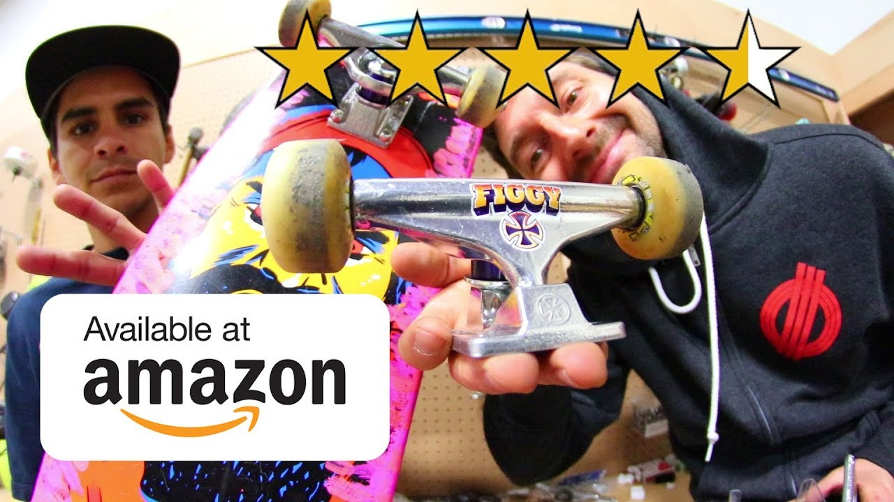 the-best-reviewed-skateboard-trucks-on-amazon