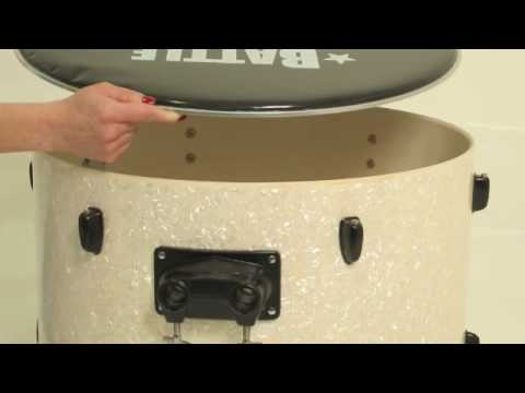 Drum Set Assembly Instructions How To Put Together A Drum Set Youtube