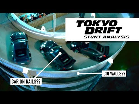 The Fast And The Furious: Tokyo Drift, Stunt Analysis - At The Drive-In Episode 2 | Carfection