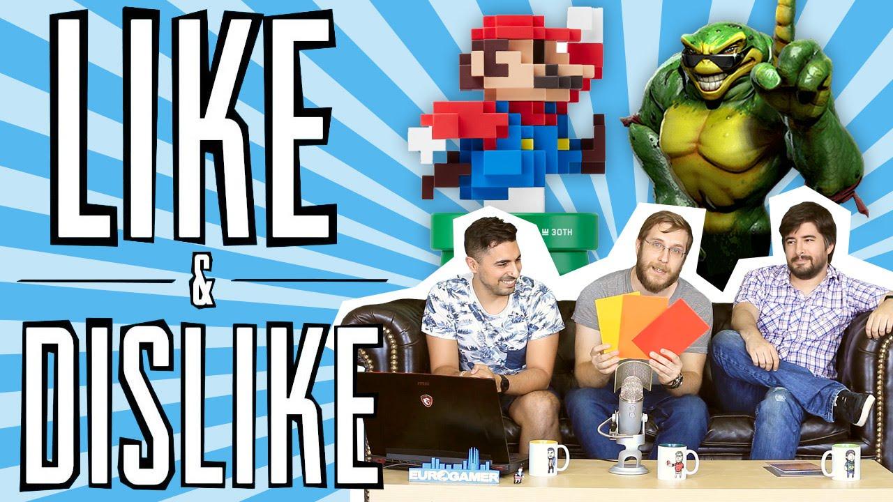 LIKE & DISLIKE: Rare Replay, Tembo, miniaturas de YouTube, el amiibo de Mario 8 bit...