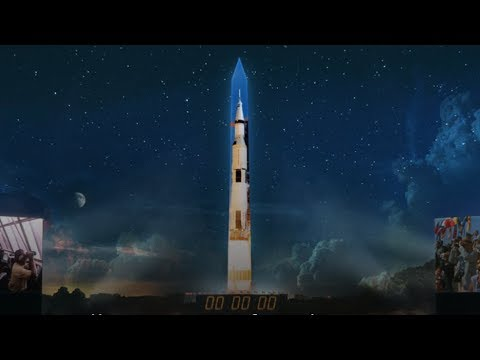 Jenni Chase - What's happening on The Mall for the Apollo 11 50th anniversary