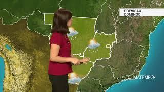 Previsão Centro-Oeste – Calor e risco de temporais