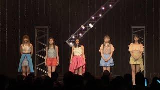 2016年4月6日 9nine LIVE 2016「Sakura Cloud9」にて、川島海荷が9nine...