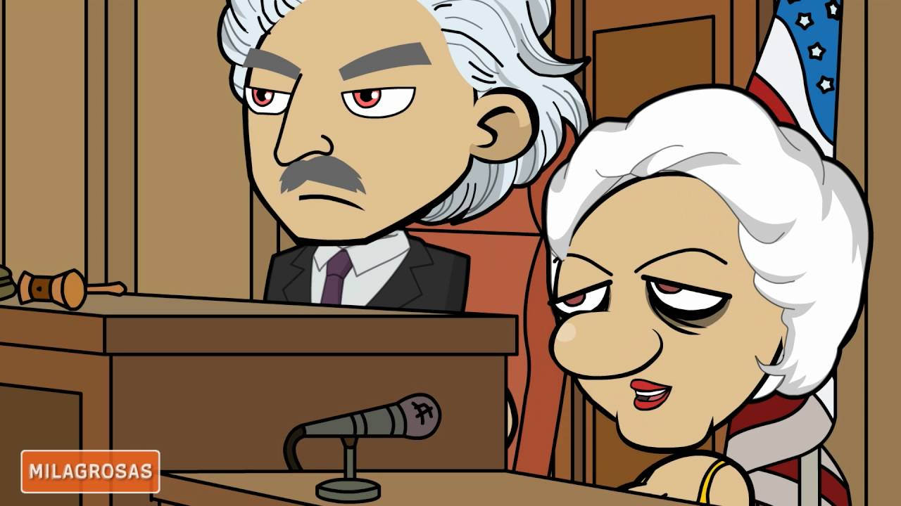 Chistes de abogados    La abuela
