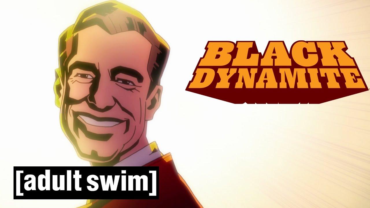 Download Black Dynamite | The Real Mr Rogers | Adult Swim UK 🇬🇧
