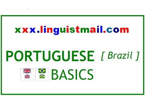 Brazilian Portuguese: Beginner 2