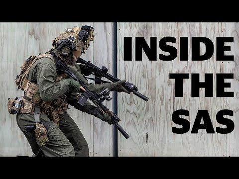Inside The SAS | Creating The Elite Soldier