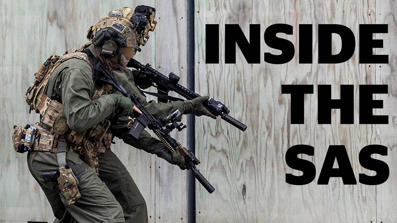 Inside The Sas Creating The Elite Soldier Youtube