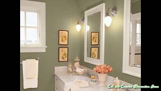 Good Colors for a Small Bathroom