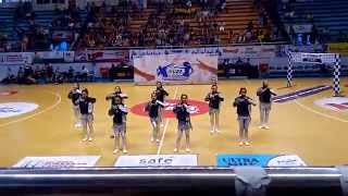 DBL Dance Surabaya 2015 (UBS dance Competition) - SMAN 1 Puri Mojokerto (Puri Is Possible)