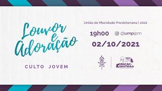 Culto Jovem UMP - 02/10/21