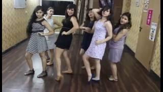 Nacchage sari raat || Bollywood Dance Choreography