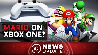 """Xbox Exec Would """"Love to See Mario on Xbox"""" - GS News Update"""