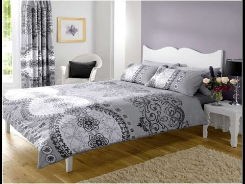 Complete bedding sets with curtains youtube - Complete bedroom sets with curtains ...