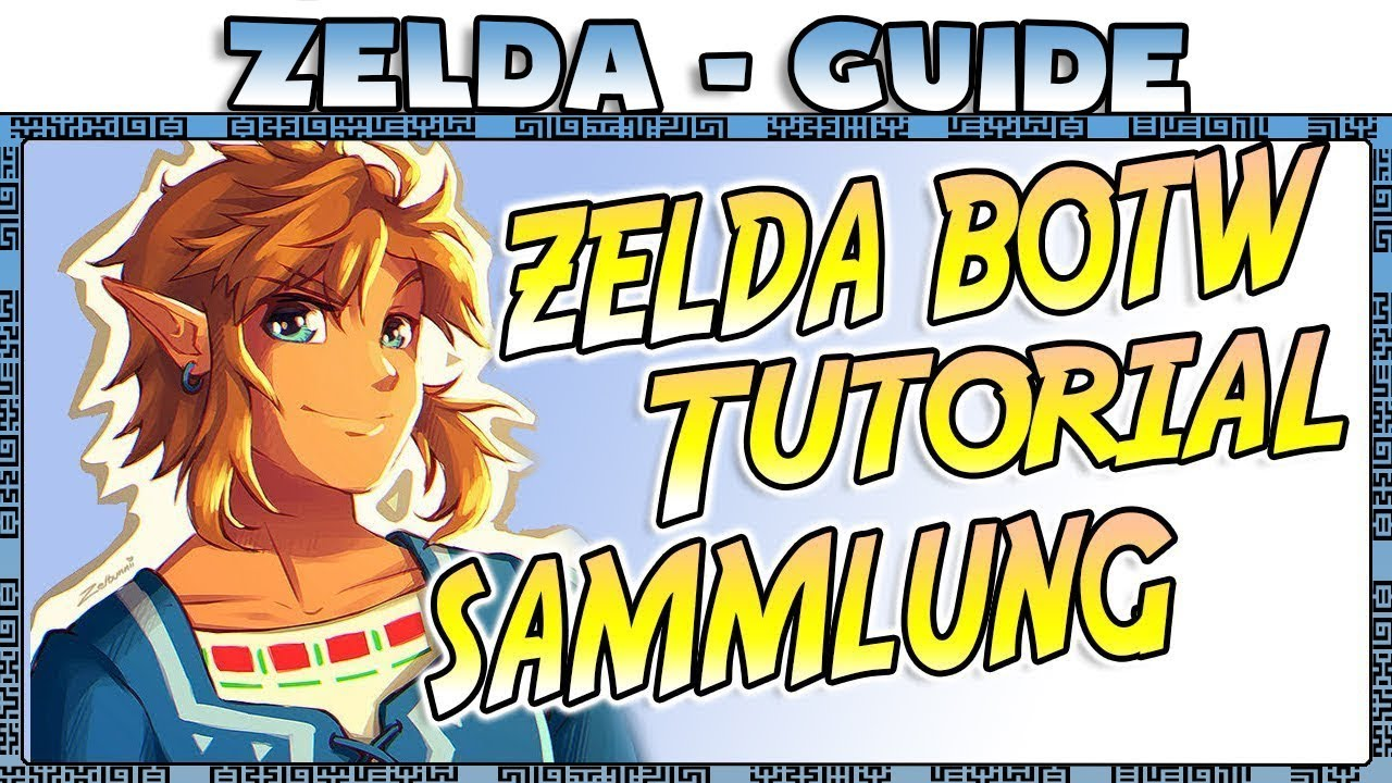 Disponibile la patch 1.5.0 di The Legend of Zelda: Breath ...