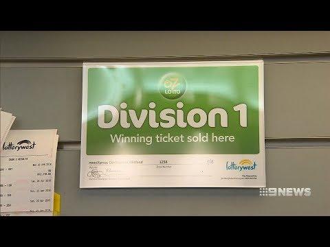 Lotto Win | 9 News Perth