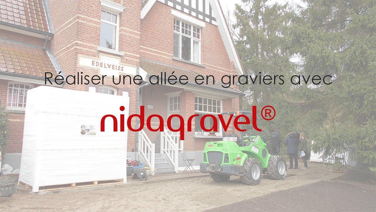 Tuto Nidagravel La Grande Plaque Pour La Stabilisation De