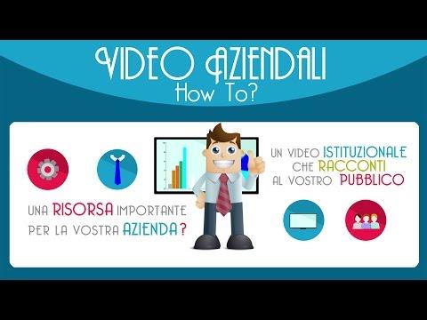 Video Aziendali di successo: suggerimenti
