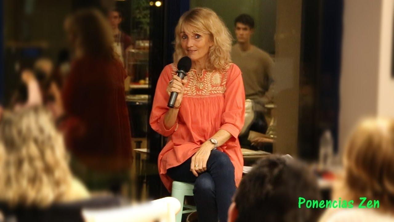 Suzanne Powell - Antenas 5G - Madrid 24/02/2020 - Ponencias Zen