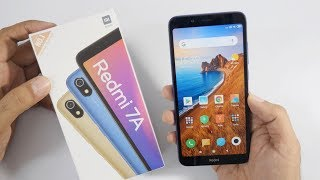 Redmi 7A Smartphone for Rs 6K Unboxing & Overview