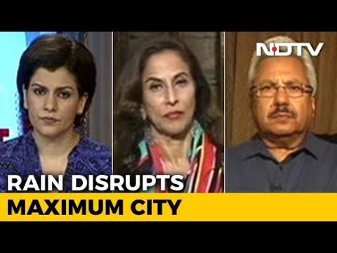 Rain Cripples Mumbai: Civic Body BMC's Tall Claims Busted?