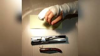 Обзор ножей Окапи и Иланд